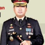 Kapolda Kepri Irjen Pol Aris Budiman Lantik AKBP Yos Guntur