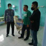 RSUD Dabo Menuju Tipe C, Wakil Bupati Bersama Ketua Komisi III DPRD Lingga Monitoring RSUD Dabo