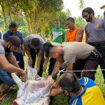 Idul Adha 1441 H, Polres Kepulauan Anambas Sembelih 5 Ekor Sapi