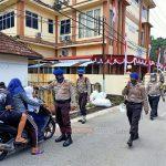 Adaptasi Kondisi Baru, Operasi Aman Nusa II Polres Kepulauan Anambas Terus Lakukan Patroli