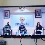 Kadiskum Lantamal IV Ikut Webnar FGD Pengolahan Pulau Terluar