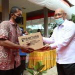 BP Batam Serahkan 24.557 Paket Sembako Bagi Warga Sei Beduk