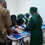 Rumah Sakit Bhayangkara Polda Kepri Laksanakan Khitanan Massal