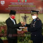Walikota Batam Rudi Beri Nasehat Kepada Warga Binaan Agar Lebih Baik
