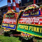 Polres Metro Jakarta Barat Banjir Karangan Bunga Dari Masyarakat, Rupanya Karena ini