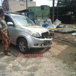 Ledakan Dasyat di Bengkel KM 29, Pengemudi Fortuner Tewas Seketika
