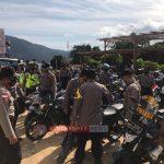 Polres Anambas Gelar Apel Kesiapan Kenderaan Dinas Hadapi Pengamanan Pilkada