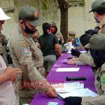 Pemko Medan Menggelar Razia Masker, 81 Warga Terjaring