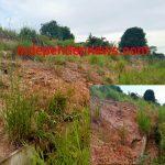 Proyek Drainase Bernilai Miliaran Rupiah di Simpang Hutatap Hancur Lebur dan Terkesan Asal Jadi