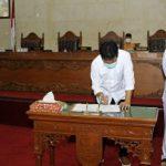 DPRD Kota Batam Setujui RPP APBD Batam 2019