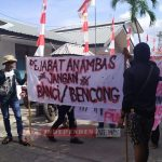 Nelayan Anambas Gelar Aksi Unjuk Rasa Desak Pemda Untuk Menindak Tegas Kapal Asing