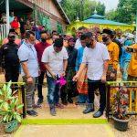 Bendahara Menuju Desa Defentif, Nizar Minta Perangkat dan Masyarakat Bahu Membantu