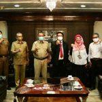 Plt Walikota Medan Dukung KPPN Medan I Menuju Kantor WBK