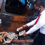 ZN Tsk Kasus Pembakaran Mobil di Lingga,Diancam 12 Tahun Penjara