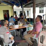 Pilkada Damai dan Cegah Corona, Kapolres Anambas Temui Pasangan Calon Independen Bupati Kepulauan Anambas