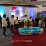 KPU Anambas Lakukan Pengundian Nomor Urut Paslon Bupati dan Wakil Bupati Kepulauan Anambas Tahun 2020