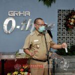 Akhyar Resmikian Gedung Graha O-Three