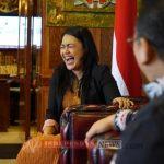 Besua Presenter Brigita Manohara, Bamsoet: Jangan Anggap Remeh Kaum Perempuan