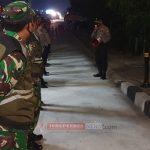 Bersama 3 Pilar, Polsek Tambora Lakukan Patroli Tempat Keramaian