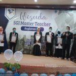 Wisuda SMT-SGI M Lead dan Soft Launching Kolaborasi Guru Pemimpin