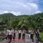 Polres Anambas Laksanakan Patroli ke Pulau-pulau Guna Menciptakan Situasi Kondusif Jelang Pilkada
