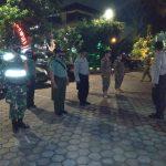 Disiplinkan Prokes, Tiga Pilar Kebon Jeruk gelar Patroli Gabungan