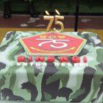 HUT TNI Ke 75, Polres Metro Jakarta Barat Geruduk Kodim 0503 JB