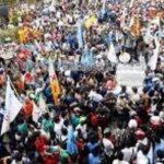 Anggota DPRD Batam Dari Fraksi PKS Ikut Demo Tolak UU Cipta Kerja
