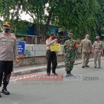 Ops Yustisi di Tanah Sereal Tambora Petugas jaring 8 pelanggar Prokes