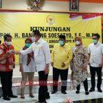 Ketua MPR RI Bambang Soesatyo Minta Masyarakat Tidak Percaya Hoax Isi UU Cipta Karya