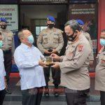 Kunker Komisi I DPRD Kepri di Mako Dit Polairud Polda Kepri