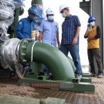Plh Kepala BP Batam Tinjau Proyek Tranmisi Waduk Tembesi-Muka Kuning