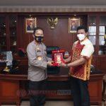 Kapolda Kepri Terima Kunjungan Silaturahmi Paguyuban Warga NTT Kepri