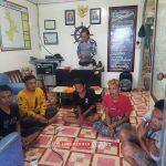 KM. Sri Rezeki Tenggelam di Perairan Selat Pintu, ABK Selamat Namun Muatan Turut Tenggelam
