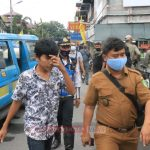Tim Gabungan Razia Masker  Di Pasar Petisah & Sejumlah OPD