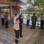 Polsek Pelabuhan Sri Bintan Pura dan Stakeholder Lakukan Pengecekan Sarana Prasarana Guna Antisipasi Pandemi Covid-19