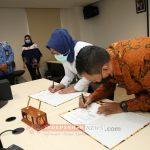 BP Batam Dengan Badan Siber dan Sandi Negara Tandatangani Perjanjian Kerjasama