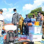 Pjs Bupati Lingga Juramadi Esram Ingatkan Masyarakat Tetap Waspadai Covid-19