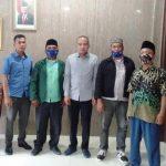 DPD BAKOMUBIN Deli Serdang Melakukan Pertemuan Silaturahmi dan Audiensi Dengan Ketua DPRD Deli Serdang