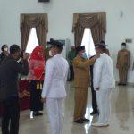 Bupati Ashari Tambunan Ambil Sumpah Eselon III, Administrator, Pengawas dan Fungsional Dilingkungan Pemda Deli Serdang