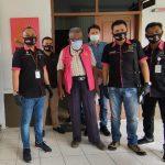 Kajari Pelalawan Akhirnya Menahan Tersangka Pensiunan Dinas PUPR Pelalawan Kasus Korupsi Angaran Belanja BBM