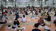 KPU Kabupaten Bandung Lakukan Pelipatan Kertas Surat Suara Pilkada 2020