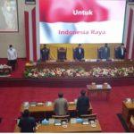 DPRD Batam Gelar Paripurna Pemaparan Visi Misi dan Program Paslon Kepala Daerah Kota Batam