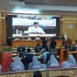 DPRD Pelelawan Gelar Paripurna HUT ke-21, Bupati Harris Beberkan Sejumlah Prestasi