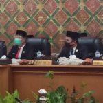 Ketua DPRD Pelawan Adi Sukemi Secara Resmi Diberhentikan Dari Jabatan Ketua DPRD dan Sebagai Anggota DPRD Pelalawan