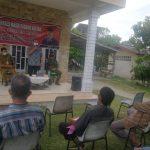 Anggota Komisi I DPRD Lingga Reses, Jimmi : Usulan Warga Akan Direalisasikan
