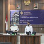 BPK Perwakilan Kepri Serahkan LHP Kinerja Penyelenggaraan Administrasi Pemda Bintan dan Natuna