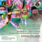 Pimpin PPP Suharso Monoarfa Siap Bawa Partai Sebagai Partai Gemilang