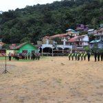 Polres Anambas Gelar Aoel Pasukan Operasi Lillin Seligi 2020
