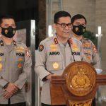 Polisi Pastikan Penyebab Anggota Brimob Meninggal Dunia Karena Covid-19